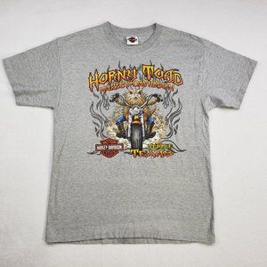 Harley Davidson mens Large Temple, Texas T-Shirt